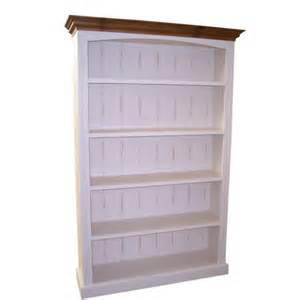 french provincial tall bookcase painted antique white