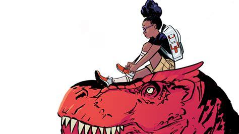 moon and dinosaur vol 1 bff comics comic book talking comics