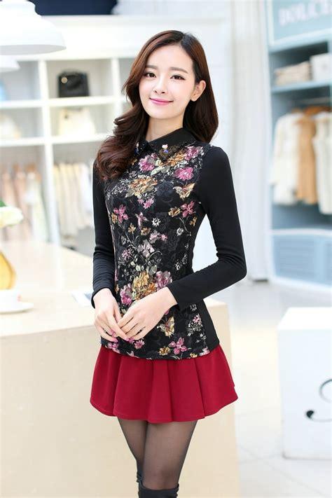Grosir Baju Blouse My My Style Bl lace blouse bl2992 black tamochi