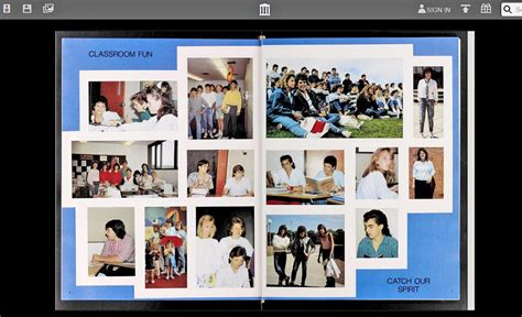 sle of yearbook 50 plus years of shs yearbooks made digital sandwich news capenews net
