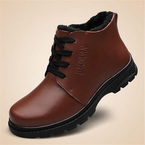 business casual boots business casual genuine leather winter boots for and