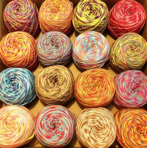 Benang Rajut Soft Katun soft katun gradasi lilit kecil benang rajut yarn