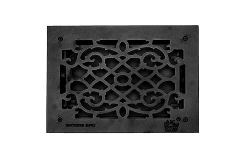 Floor Heat Registers by Floor Heat Register Louver Vent Cast 8 Quot X 12 Duct