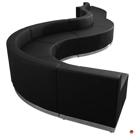 lobby bench seating the office leader brato contemporary lobby lounge modular curve bench seating