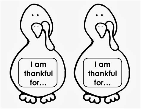 thankful template thankful turkey craft template craft get ideas