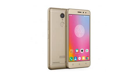 Lenovo K6 Power lenovo k6 power variant with 4gb of ram launched in india
