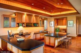 Kitchen the chef s kitchen includes a huge viking range a pair of