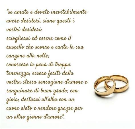 lettere per matrimoni frasi per il matrimonio di poeti e autori famosi