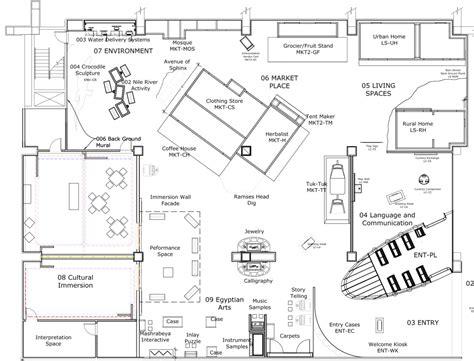 museum floor plan design museum exhibition design museum planner