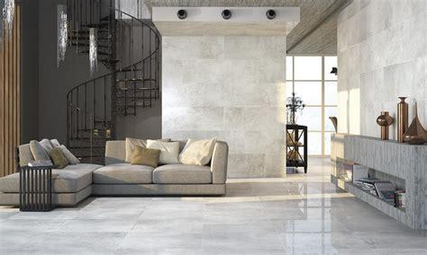 Fliesen Wohnzimmer Grau by Wohnzimmer Fliesen Moderne Einrichtungsideen F 252 R Den