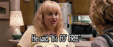 rebel wilson bridesmaids gif find amp share on giphy