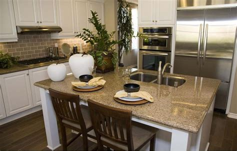 kitchen islands with seating sink