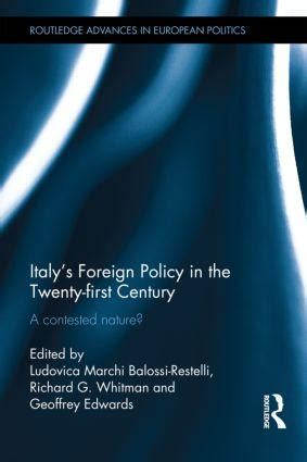 policy production distribution and consumption routledge advances in studies books recent publications 51 4 iai istituto affari internazionali