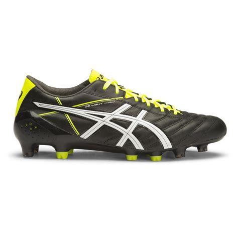 Asics Football Gear asics ds light x fly 2 k mens football boots black white silver sportitude