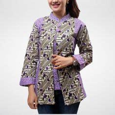 Tunik Muslim Baju Atasan Blouse Wanita Shinju Tunic baju batik wanita model blus tunik terbaru pangesti baby fa models and fashion