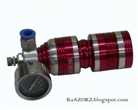 Hks Power Kompressor Meter Air Charger Besar Universal raazorz hks air kompressor