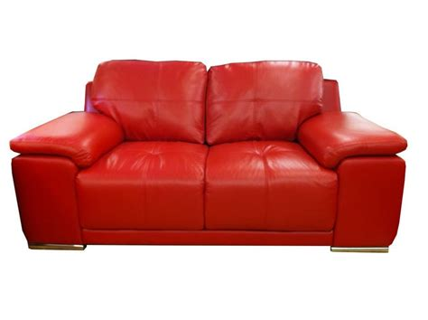 red leather sofa bed small red leather sofa bed decorate with red leather