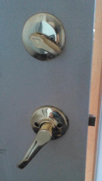 Front Door Lock Sticking Front Door Handle Sticking Doityourself Community Forums