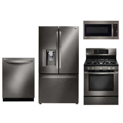 black kitchen appliance package 17 best images about kitchen packages on pinterest
