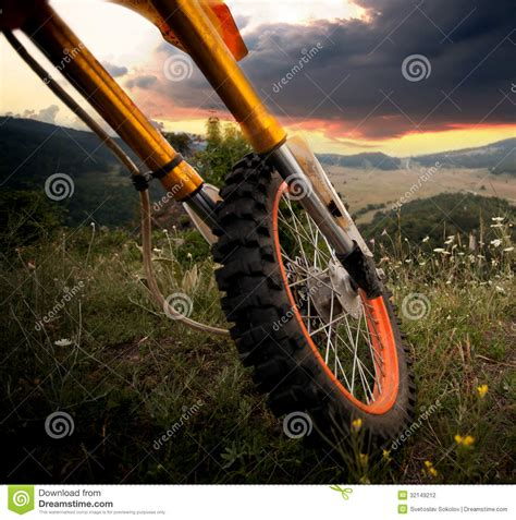 Dirt In The Details by Dirt Bike Stock Photography Image 32149212