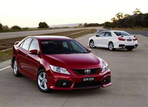 2012 Toyota Aurion Sportivo Sx6 2012 Toyota Aurion Sportivo Zr6 And Sx6