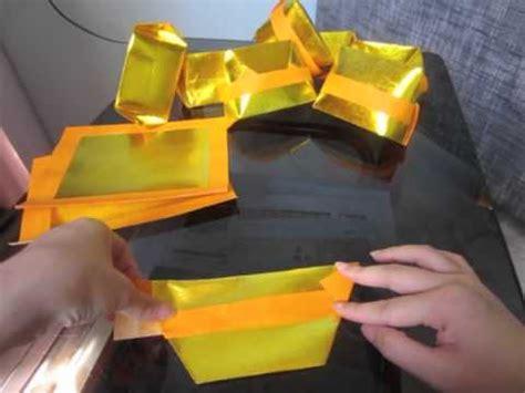 Fold Joss Paper Lotus Flower - fold joss paper lotus flower flower inspiration
