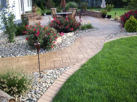 patio concrete ster landscape jpg custom back yard