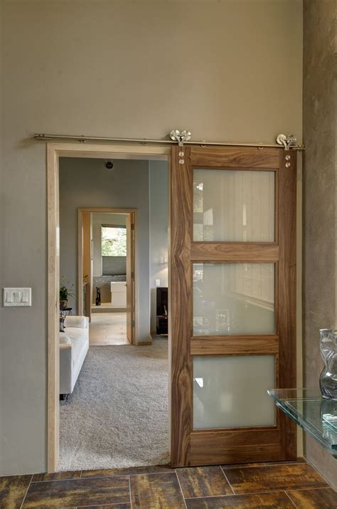 best 25 interior barn doors ideas on knock on