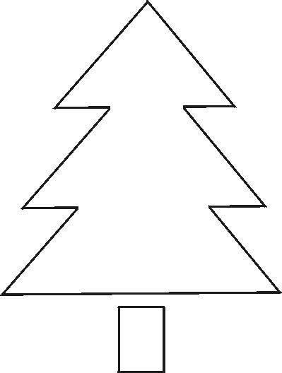 printable xmas tree template here are your free christmas stencils trees christmas