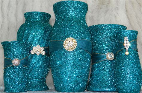 teal decor teal wedding decorations romantic decoration