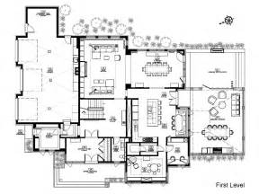 modern house plans free contemporary home floor plans designs delightful