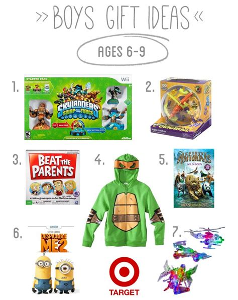kids gift ideas giveaway from target mykindofholiday