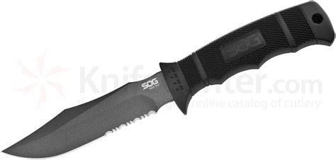 sog seal pup price sog m37k seal pup fixed 4 75 quot powder coated combo blade