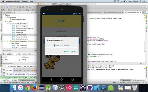 reset android fragment android launching alertdialog from fragment stack overflow