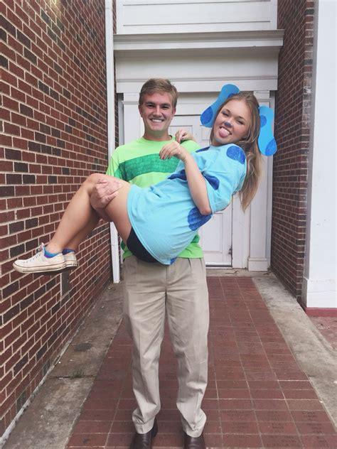 day ideas for couples blue and steve holla days costumes
