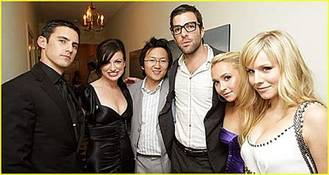 Heroes 2007 Pre Emmy Hosted By Perry Ellis And Vanity Fair by Sendhil Ramamurthy Photos News And Just Jared