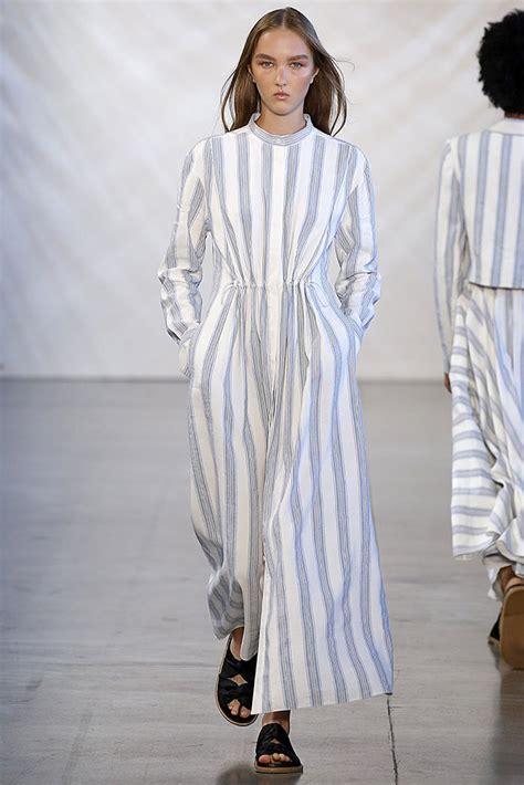 Khalifa Dress Dusty Blue noon by noor 2019 new york fashion week fashion