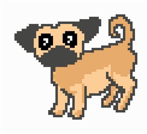 pixel pug pug pixel maker