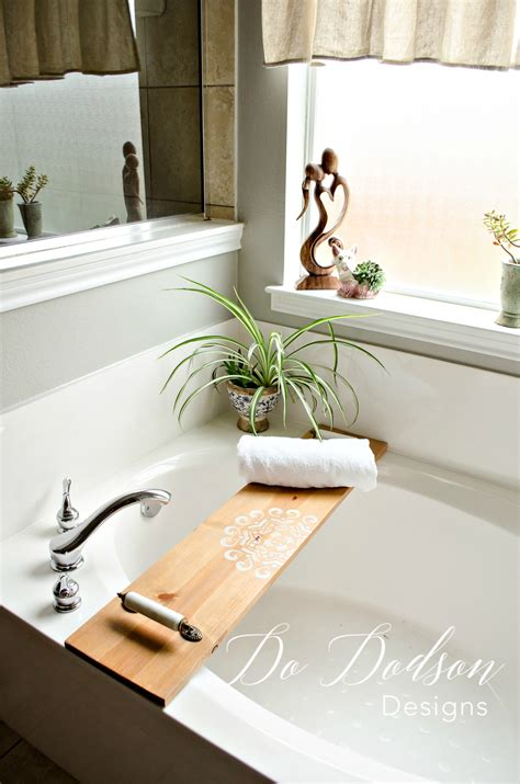 bathtub wood caddy diy wood bath caddy 8 do dodson designs