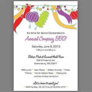 items similar to company invitation company picnic invitation company bbq invitation
