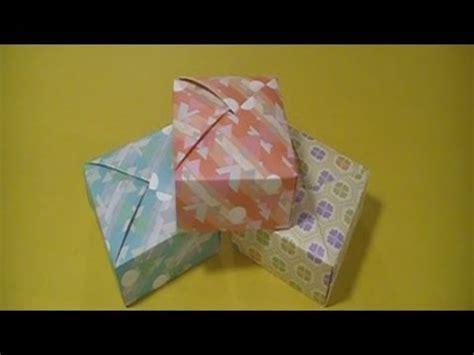 Robin Glynn Origami - origami gift box robin glynn