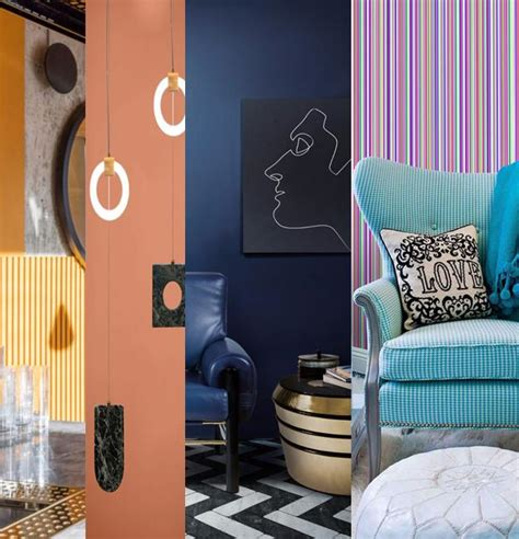 trends in interior design 8 modern color trends 2018 ideas for creating vibrant