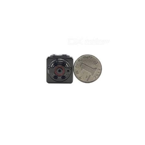 Terlaris Kamera Pengintai Mini Dv Infrared Sq8 kiccy sq8 aluminum mini 1080p fhd 12 0mp dvr black free shipping dealextreme