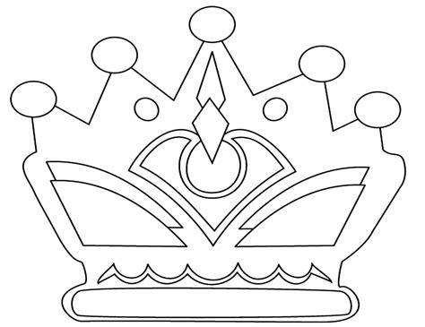 coloring page of a crown for a king king crowns coloring pages coloring home