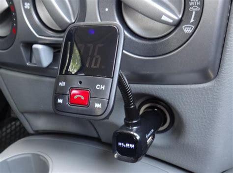 Freisprechanlage Auto by Bluetooth Freisprecheinrichtung Mp3 Transmitter