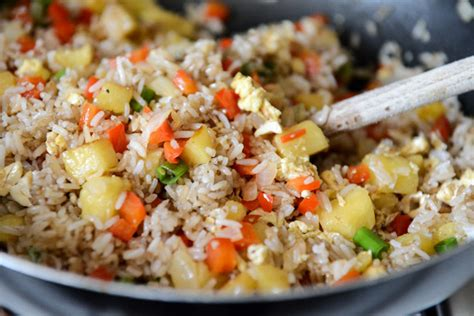 pineapple cashew fried rice