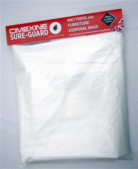Mattress Disposal Bags by Mattress And Furniture Disposal Bag Small Single