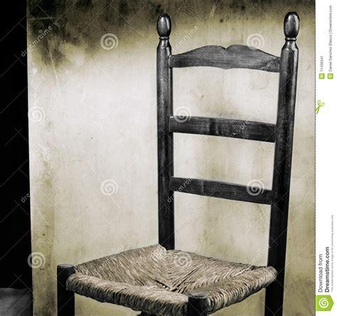 stuhl spanisch alter spanischer stuhl stockbild bild 11436341