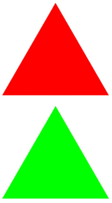 Tempat Tisu Triangle Green Pink basic graphics objects elementary introduction to the wolfram language