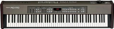 Keyboard Roland Rd 170 roland rd 170 image 185442 audiofanzine